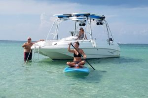 snipes boat sitdown boarding